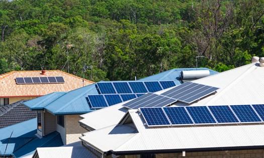 Pannelli solari, se montati su beni merce non godono dell'ecobonus