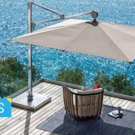 Gazebo e ombrelloni da giardino, ecco come sfruttare gli spazi esterni