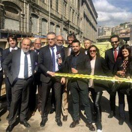 #Bloccadegrado, partita da Genova la mobilitazione dei nastri gialli di Ance