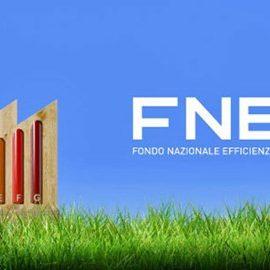 Fondo nazionale per l'efficienza energetica, via alle domande