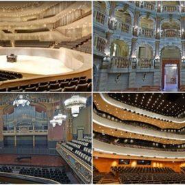 Teatri, dall'antichità ad oggi l'acustica incontra l'arte