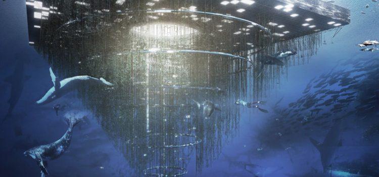 Jacques Rougerie Foundation torna a premiare progetti visionari legati all'universo dello spazio e del mare - concorso di idee