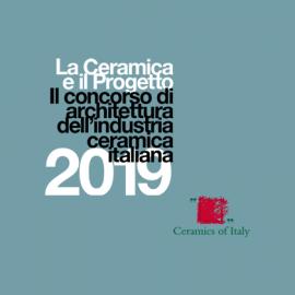 La Ceramica e il Progetto, premiazione dei vincitori 2019 – dibattito, conferenza di Alfonso Femia, cerimonia di premiazione
