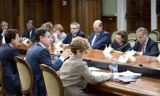 'Benessere Italia', insediata la nuova Cabina di regia
