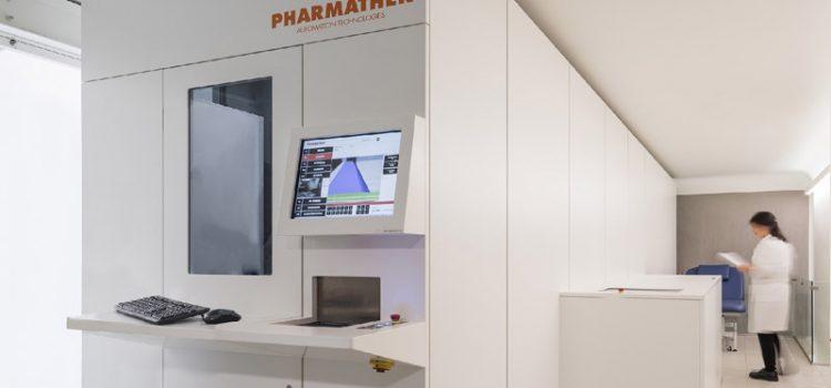 Robotic Storage Design. Una scocca personalizzata per il magazzino robotizzato Pharmathek - concorso di design