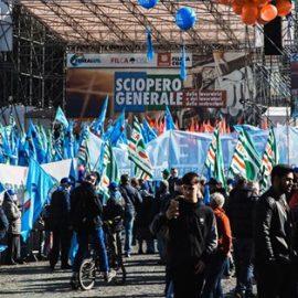 Costruzioni, sindacati: 'chiediamo una vera politica industriale'