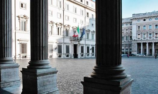 Riqualificazione sismica, in corso il bando per Palazzo Chigi