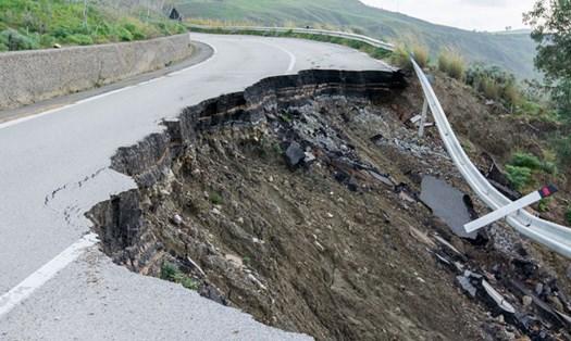Dissesto idrogeologico, speso soltanto il 19,9% del Fondo progettazione