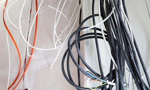 In arrivo intonaci e piastrelle ricavati da pneumatici e cavi elettrici