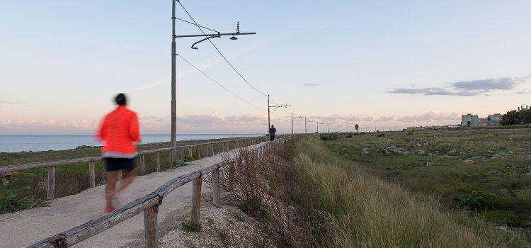 Siracusa, il team del G124 accede un faro sul quartiere periferico della Mazzarrona