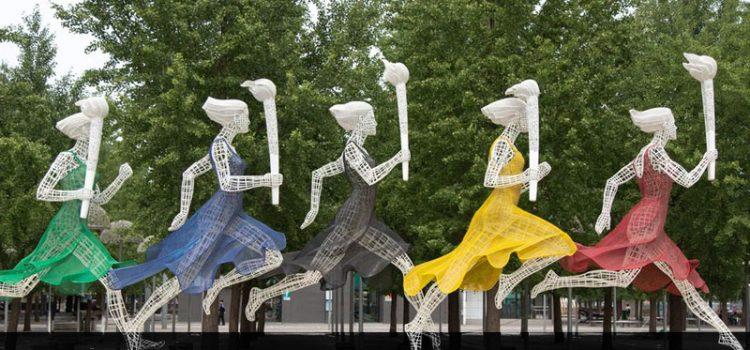 Tokyo Dojo. Un hub interattivo in cui godersi le Olimpiadi 2020 - concorso di idee per professionisti e studenti