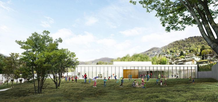 Al via i lavori per la scuola-gioiello ad Alzano Lombardo (Bg) firmata C+S Architects