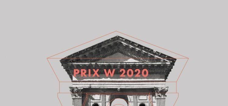 Prix W 2020. Un innesto architettonico consacrato al vino e alla gastronomia nel Château de La Tour-d'Aigues - concorso di idee per studenti e giovani architetti
