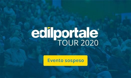 SOSPENSIONE Tour 2020 'Architetture e cantieri sul territorio'