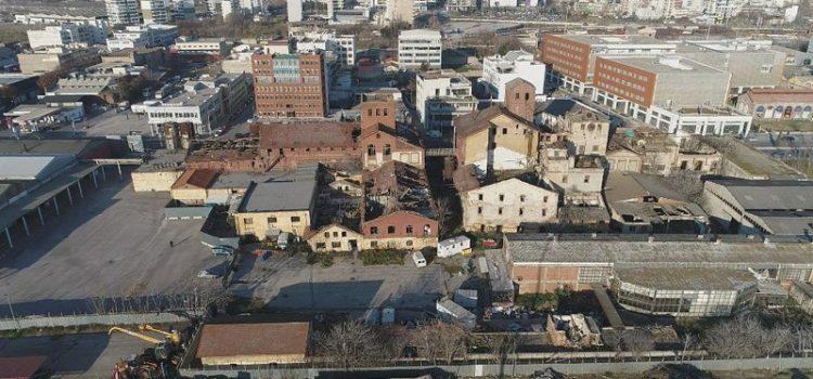 ArXellence2. Un nuovo distretto centrale per gli affari a Salonicco - concorso di idee