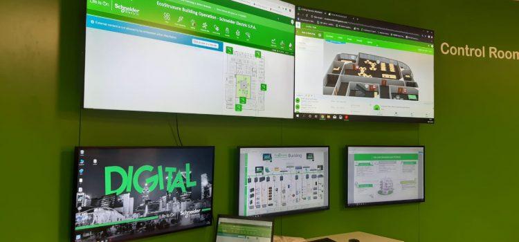 Innovation Hub ed edifici intelligenti ed interconnessi