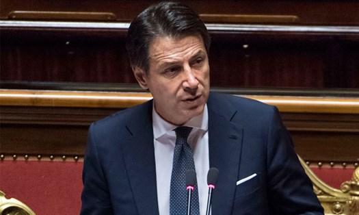 Riapertura cantieri, Conte: 'shock economico per le infrastrutture'