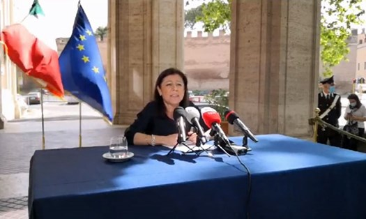 Semplificazioni appalti, De Micheli: 'DL in Gazzetta tra 15 giorni'
